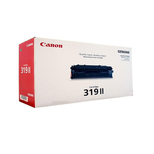 Canon 319 Laserjet toner Cartridge (Black)