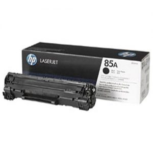 HP 85A Black Original Laser Jet Toner Cartridge