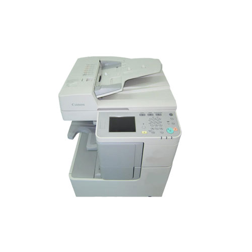 Canon IR-2525W White Color Digital Multifunctional Photocopier, (1)