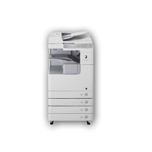 Canon IR-2525W White Color Digital Multifunctional Photocopier