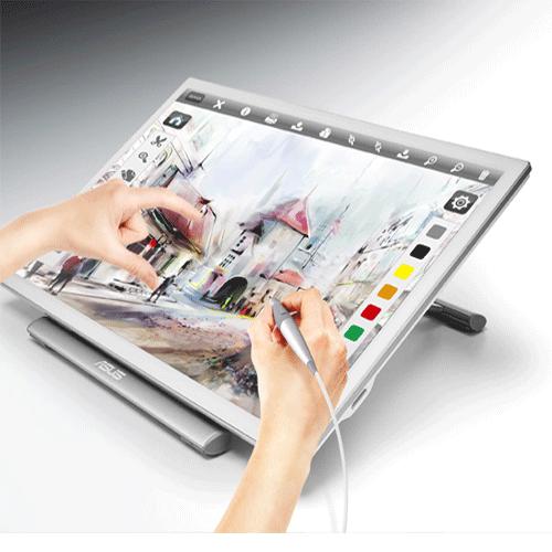 Asus PT201Q 19.5 Pen Digitizer Monitor (2)