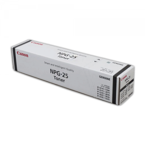 Canon NPG-25 Black Toner Cartridge