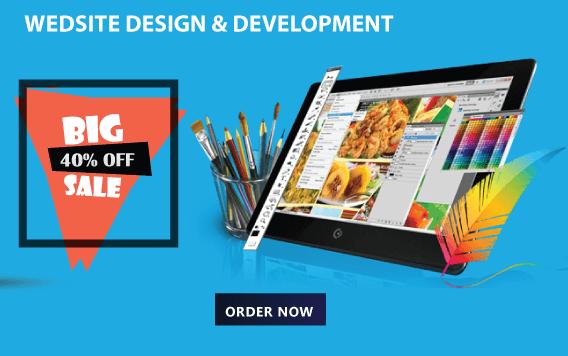 Web Design & Development Offer