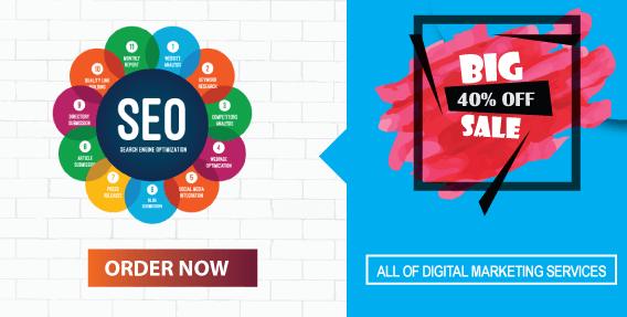 Digital Marketing Service Offer