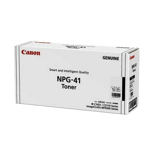 Canon NPG-41 Toner (Black)