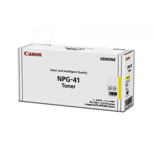 Canon NPG-41 Toner Cartridge (Yellow)
