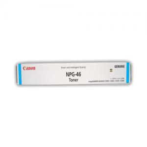 Canon NPG-46 Toner Cartridge (Cyan)