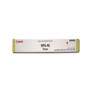 Canon NPG-46 Toner Cartridge (Yellow)