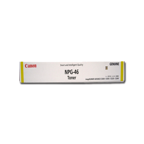Canon NPG-46 Toner Cartridge (Yellow)