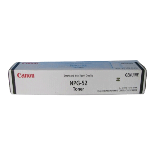 Canon NPG-52 Black Toner Cartridge