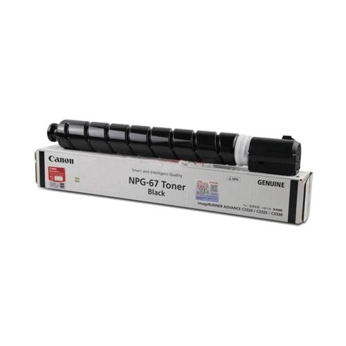 Canon NPG-67 Toner (Black) (1)