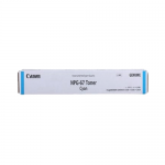 Canon NPG-67 Toner Cartridge Cyan