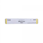 Canon NPG-67 Toner (Yellow) (2)