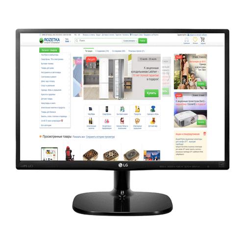LG 20MP48A 19.5 Inch IPS Panel Monitor (1)