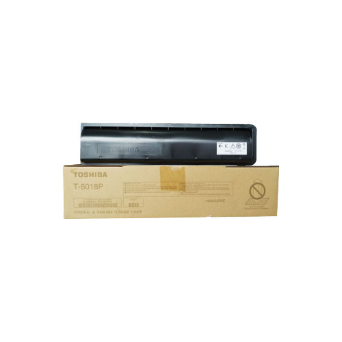 Toshiba T-5018P Genuine Black Toner Cartridge