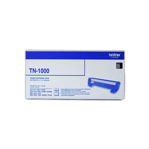 Brother TN-1000 Toner Cartridge Price in Bangladesh