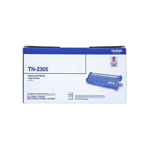 Brother TN-2305 Toner Cartridge Price in Bangladesh