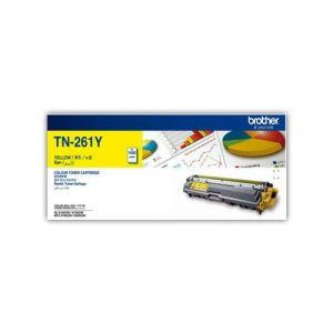 Brother TN-261 Yellow Color Toner Cartridge Price in Bangladesh