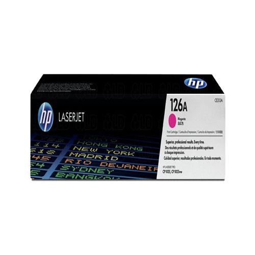 HP 126A Magenta Original Laser Jet Toner Cartridge