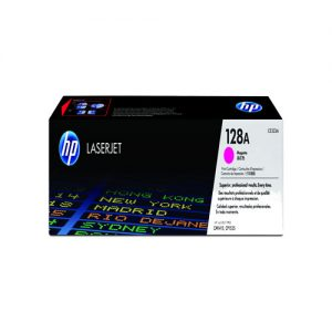 HP 128A Magenta Original Laser Jet Toner Cartridge
