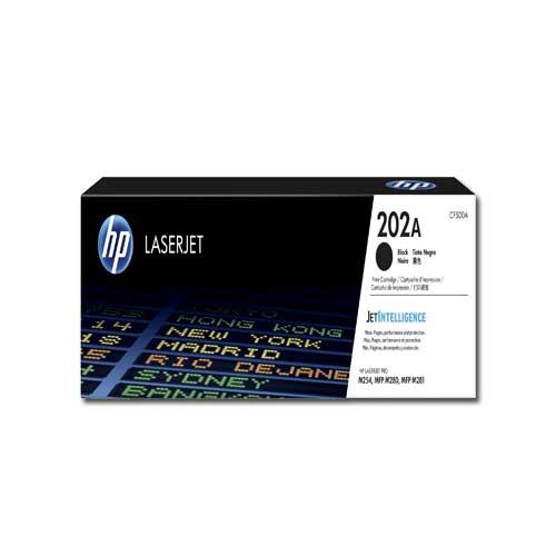 HP 202A Black Original LaserJet Toner