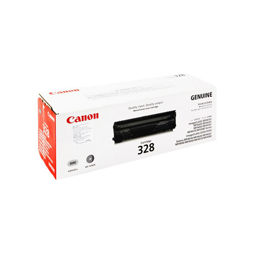 Canon 328 Original Black Toner Cartridge