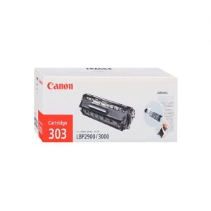 Canon 303 Black Toner Cartridge