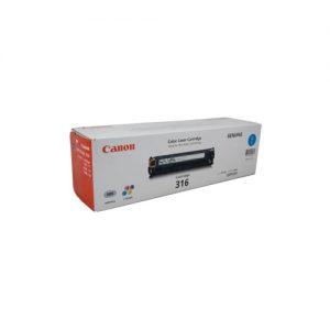 Canon Original 316 Cyan Toner Cartridge