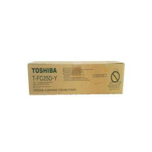 Toshiba E STUDIO FC-25d Yellow Toner